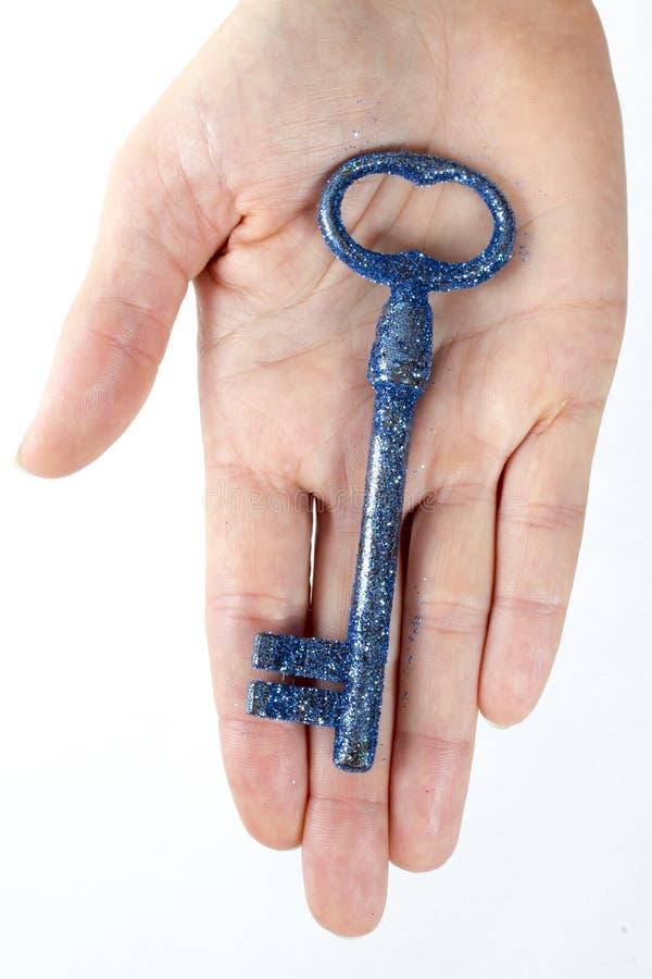 Το κλειδί ξεκλειδώνει τι θέλετε στοκ φωτογραφίες