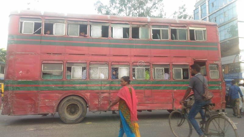Το λεωφορείο στοκ εικόνα με δικαίωμα ελεύθερης χρήσης