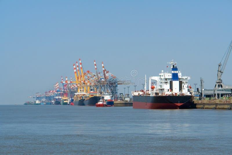 το λιμάνι στοκ εικόνα με δικαίωμα ελεύθερης χρήσης