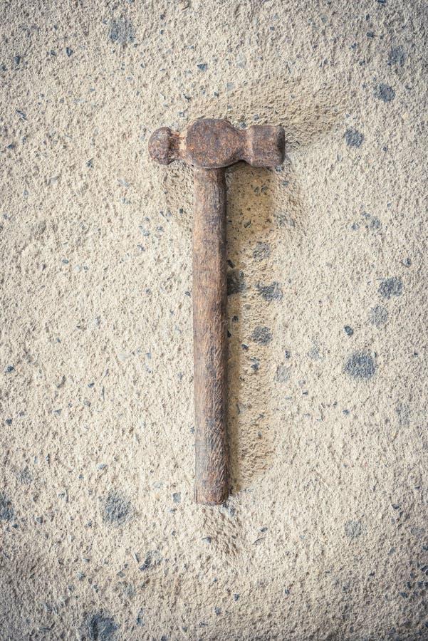 Το μέγεθος του παλαιού τύπου σφυριών - εικόνα αποθεμάτων στοκ εικόνες με δικαίωμα ελεύθερης χρήσης