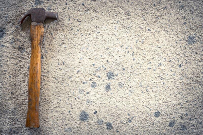 Το μέγεθος του παλαιού τύπου σφυριών - εικόνα αποθεμάτων στοκ φωτογραφία με δικαίωμα ελεύθερης χρήσης