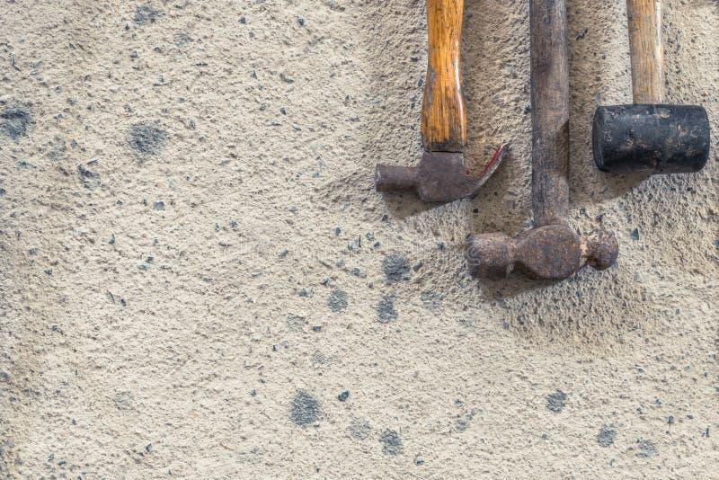 Το μέγεθος του παλαιού τύπου σφυριών - εικόνα αποθεμάτων στοκ εικόνα με δικαίωμα ελεύθερης χρήσης