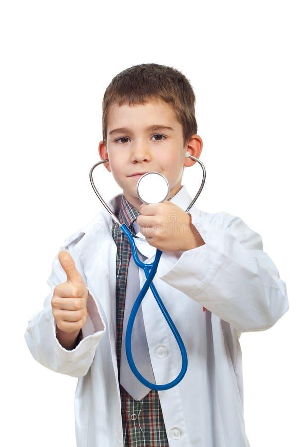 το μέλλον γιατρών δίνει το&u στοκ φωτογραφίες με δικαίωμα ελεύθερης χρήσης