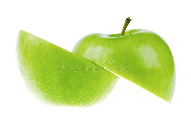 το μήλο φρέσκος στοκ φωτογραφία