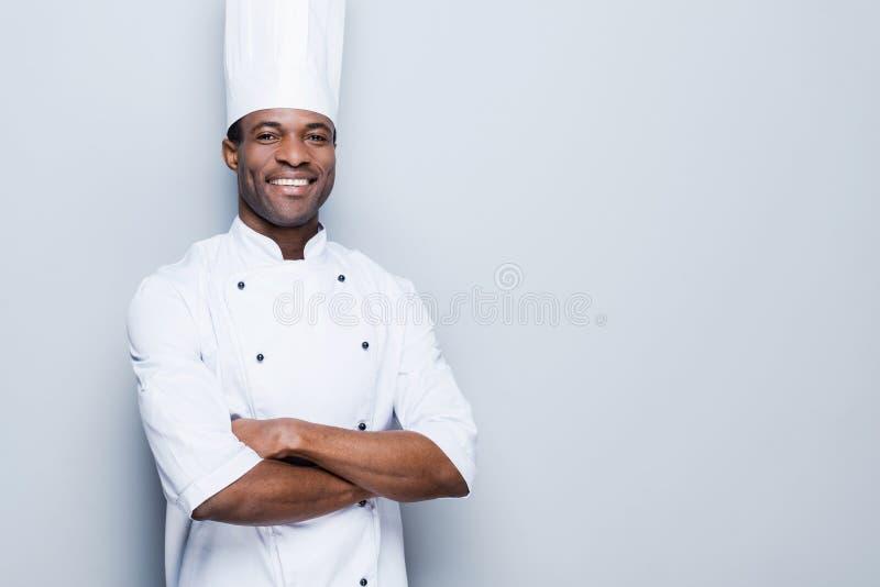 Το μαγείρεμα είναι το πάθος μου στοκ φωτογραφία με δικαίωμα ελεύθερης χρήσης