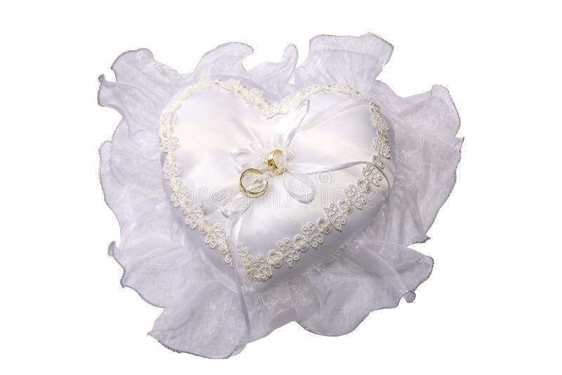το μαξιλάρι χτυπά το γάμο στοκ εικόνες με δικαίωμα ελεύθερης χρήσης