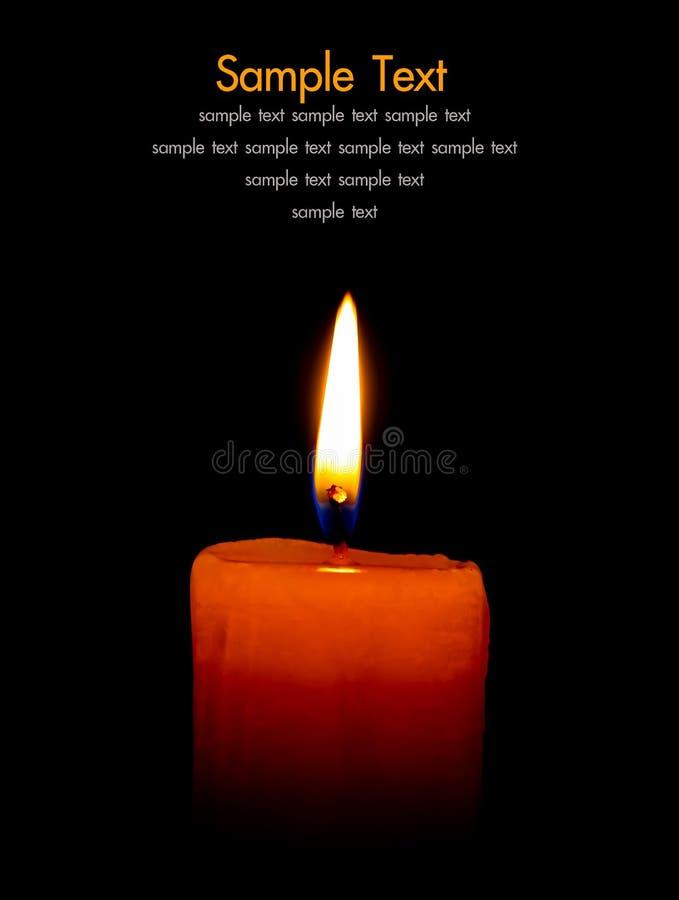 Download το μαύρο καίγοντας κερί α&p Στοκ Εικόνα - εικόνα από γοητεία, εορταστικός: 17055767
