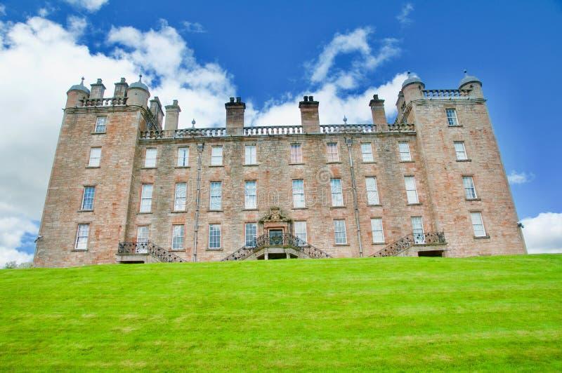 Το μεγάλο σκωτσέζικο κάστρο στοκ εικόνες με δικαίωμα ελεύθερης χρήσης