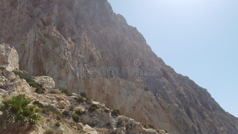 Το μεγάλο βουνό στοκ φωτογραφίες