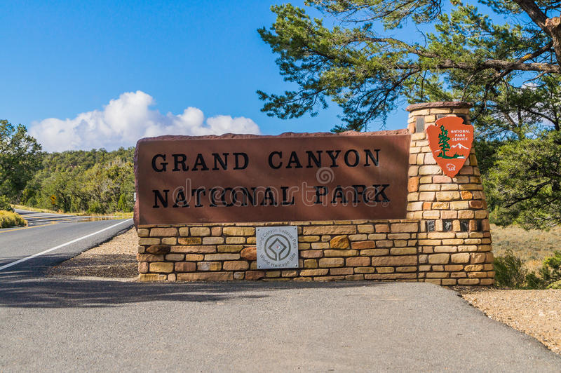 Το μεγάλο εθνικό πάρκο φαραγγιών, Αριζόνα, ΗΠΑ στοκ εικόνα με δικαίωμα ελεύθερης χρήσης