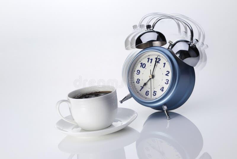 Το μεγάλο κουδούνι εξασφαλίζει ξυπνήστε στοκ εικόνες
