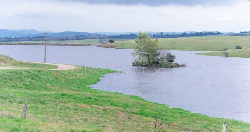 Το μικρό νησί της μικρής λίμνης 03 στοκ εικόνες