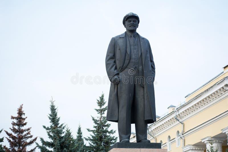 Το μνημείο Λένιν στοκ φωτογραφία με δικαίωμα ελεύθερης χρήσης