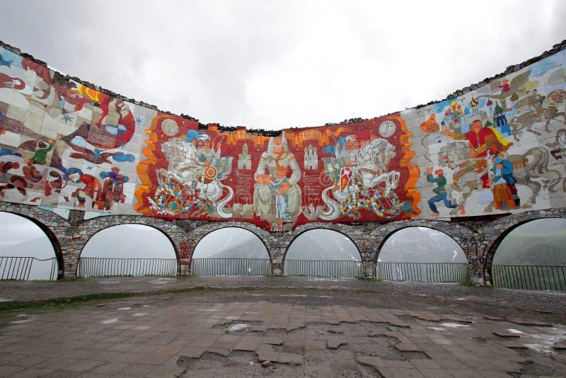 Το μνημείο της σοβιετικής εποχής στοκ εικόνες με δικαίωμα ελεύθερης χρήσης