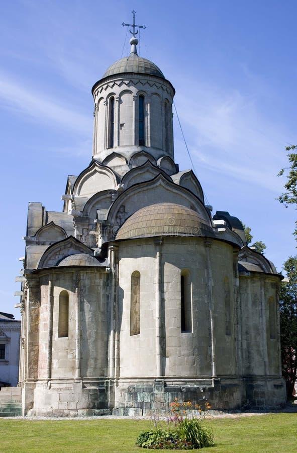 το μοναστήρι Andronicus στοκ εικόνες με δικαίωμα ελεύθερης χρήσης