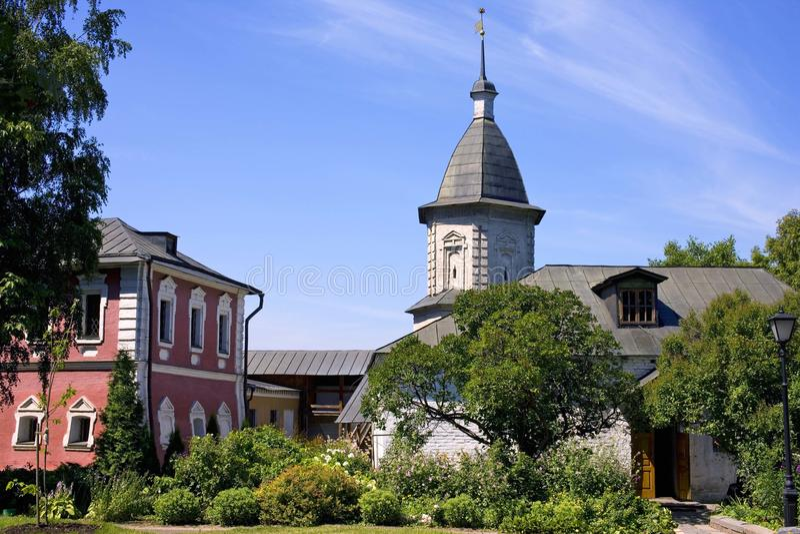 το μοναστήρι Andronicus στοκ φωτογραφίες