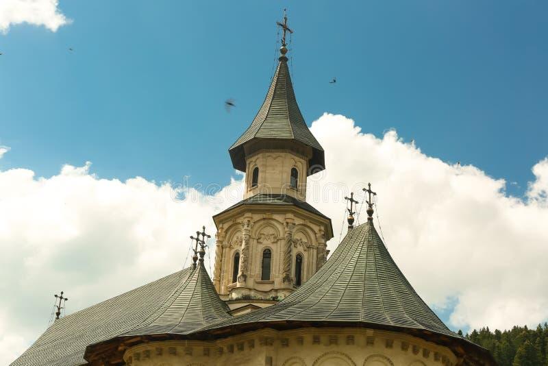 Το μοναστήρι Putna στοκ εικόνες με δικαίωμα ελεύθερης χρήσης