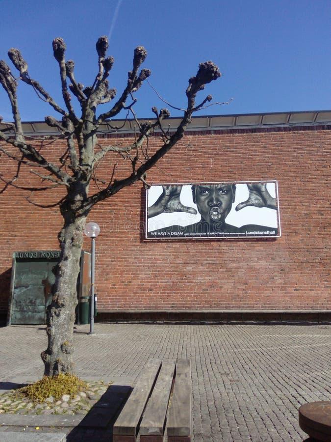 Το Μουσείο Τέχνης στοκ εικόνες