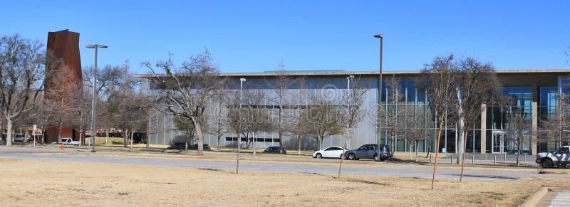Το μουσείο Fort Worth, Τέξας σύγχρονης τέχνης στοκ φωτογραφίες με δικαίωμα ελεύθερης χρήσης
