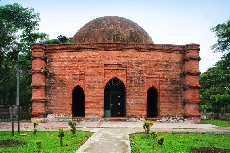 Το μουσουλμανικό τέμενος Singair στοκ φωτογραφία με δικαίωμα ελεύθερης χρήσης