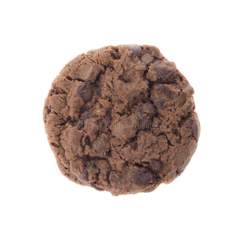 το μπισκότο σοκολάτας τ&sig στοκ φωτογραφία με δικαίωμα ελεύθερης χρήσης