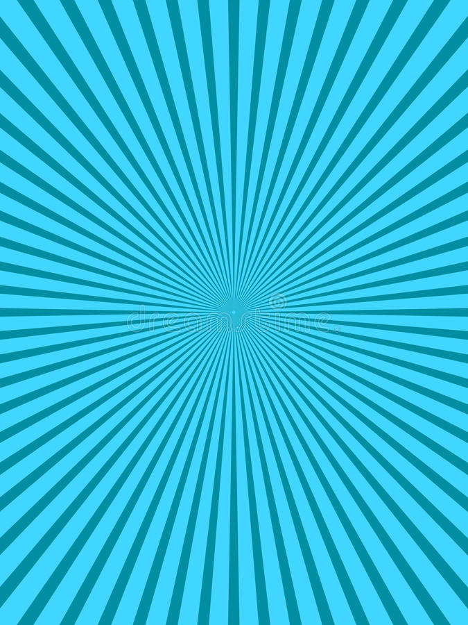 Το μπλε εξερράγη την αφηρημένη ανασκόπηση διανυσματική απεικόνιση
