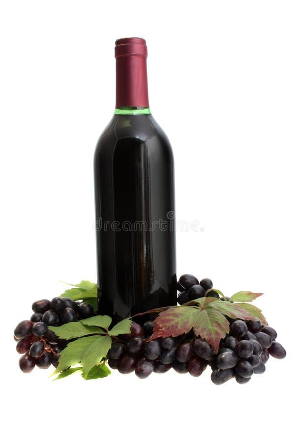 το μπουκάλι απομόνωσε τ&omicro στοκ εικόνα με δικαίωμα ελεύθερης χρήσης