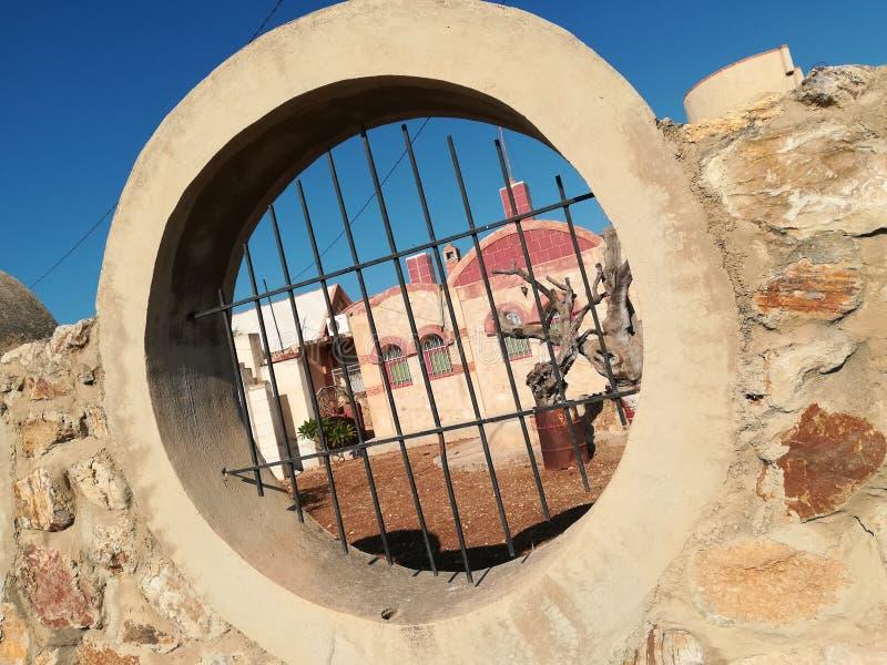 Το μυστήριο σπίτι στοκ φωτογραφία με δικαίωμα ελεύθερης χρήσης