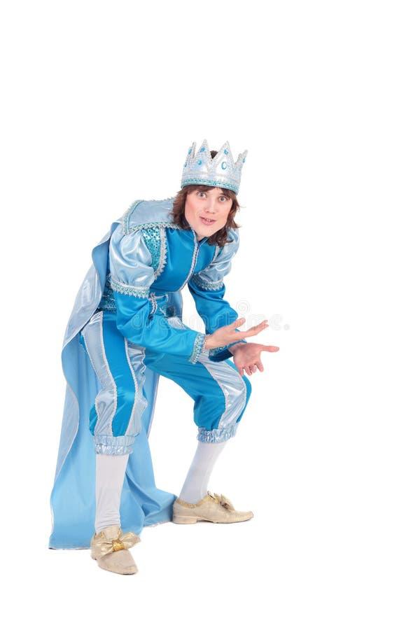 Πρίγκηπας στοκ φωτογραφία με δικαίωμα ελεύθερης χρήσης