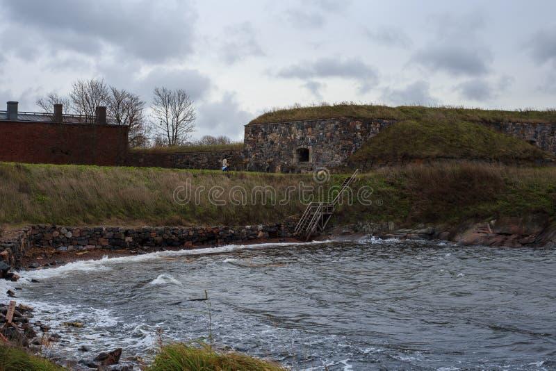 Το νησί του Ελσίνκι στοκ φωτογραφία με δικαίωμα ελεύθερης χρήσης