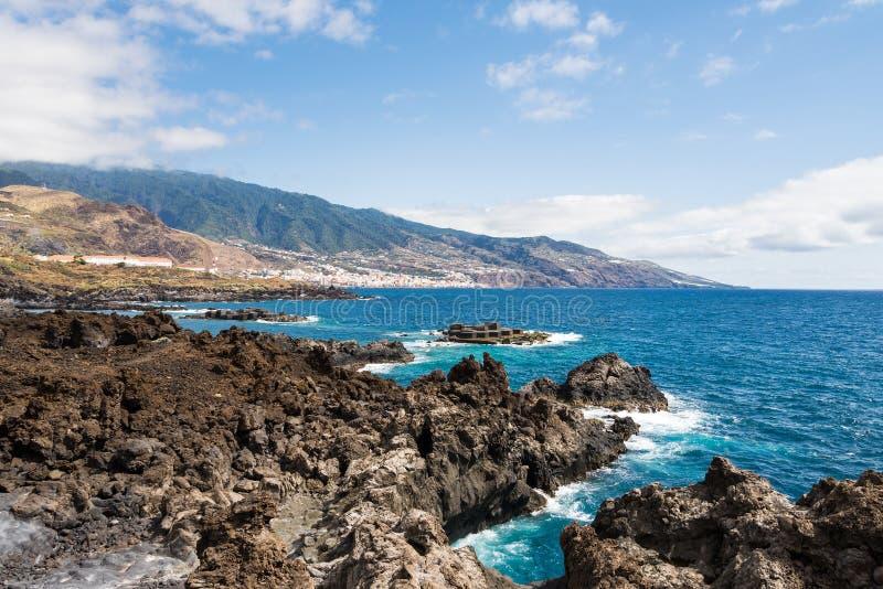Το νησί του Λα Palma στοκ εικόνα