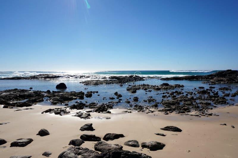 Το νησί CHAMPAGNE Fraser συγκεντρώνει την άποψη στοκ εικόνα με δικαίωμα ελεύθερης χρήσης
