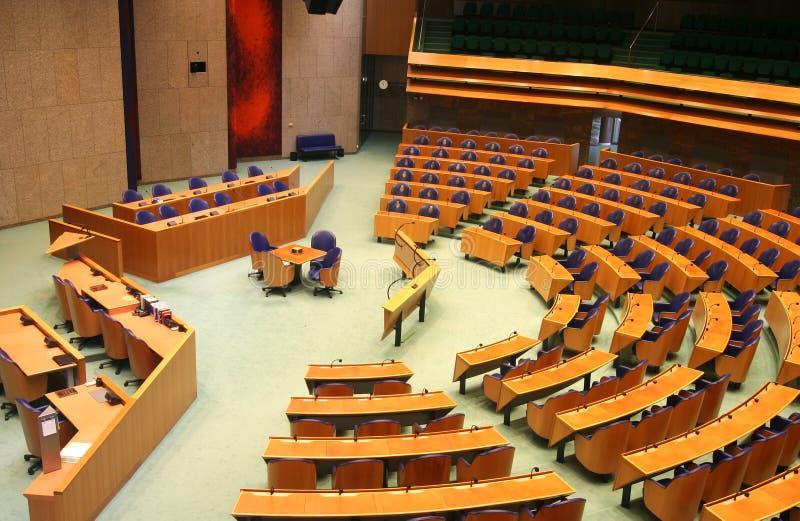 το ολλανδικό Κοινοβούλιο στοκ φωτογραφίες με δικαίωμα ελεύθερης χρήσης