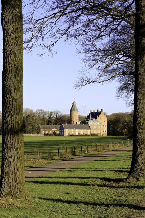 Το ολλανδικό Castle στοκ φωτογραφίες με δικαίωμα ελεύθερης χρήσης