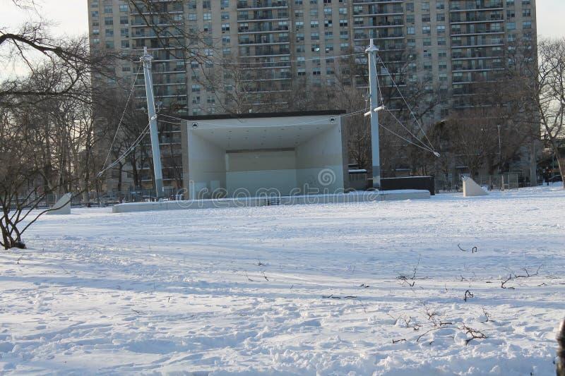 Το πάρκο επιβολής Asser είναι μέρος του Coney Island σύνθετου στοκ φωτογραφία με δικαίωμα ελεύθερης χρήσης