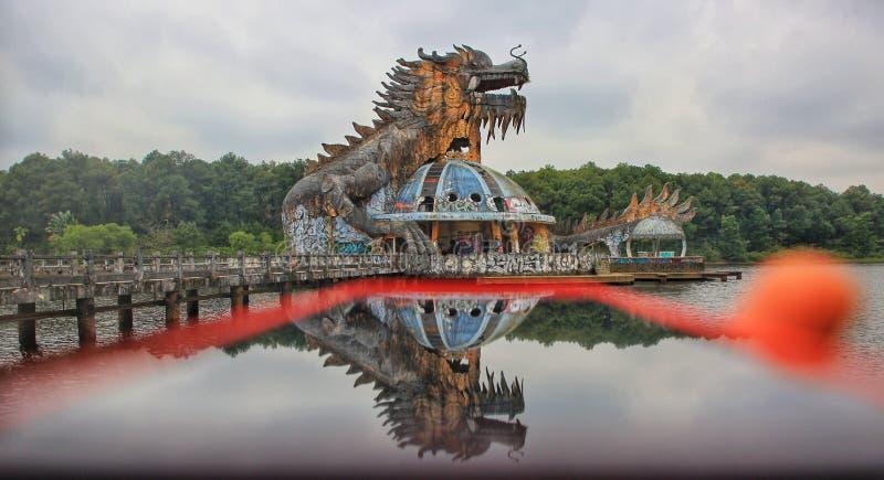 Το πάρκο Τάιεν στην Απόχρωση στοκ φωτογραφίες με δικαίωμα ελεύθερης χρήσης