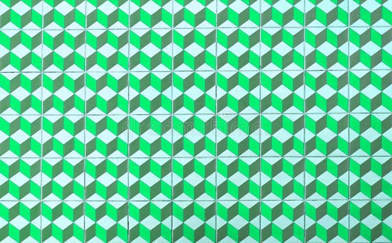 Το πάτωμα του κεραμικού κεραμιδιού ελεύθερη απεικόνιση δικαιώματος