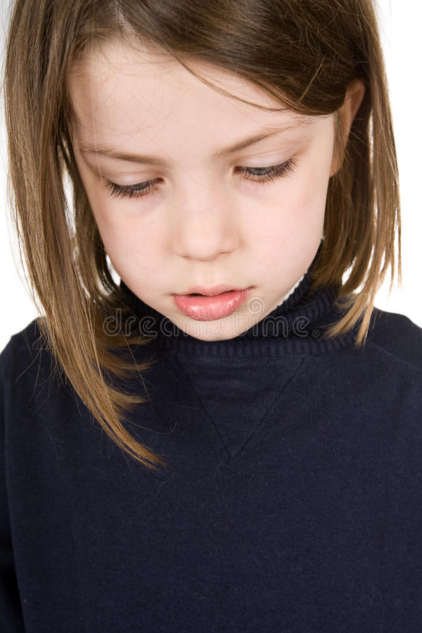 το παιδί ανέτρεψε τις νεο& στοκ φωτογραφία