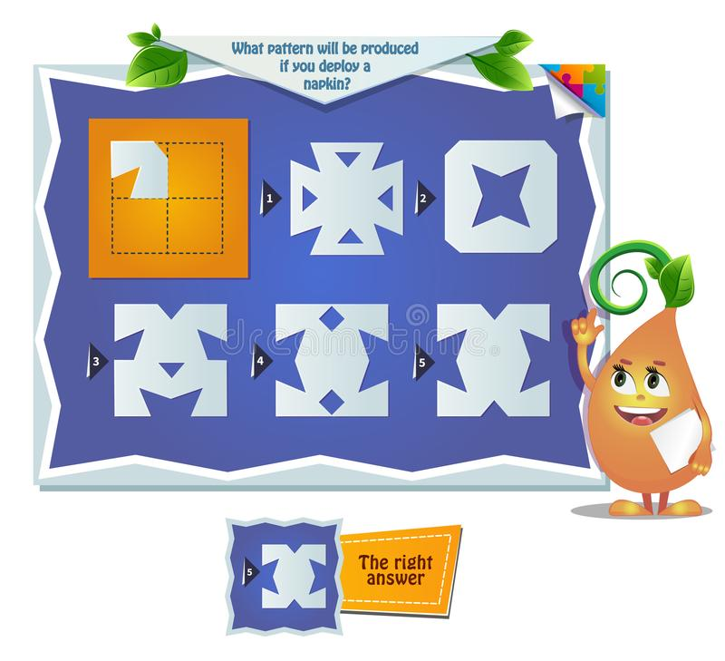Το παιχνίδι επεκτείνει μια πετσέτα 8 απεικόνιση αποθεμάτων