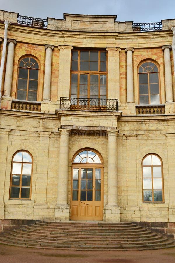Το παλάτι Gatchina στοκ εικόνες