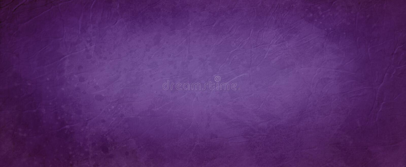 Το παλαιό πορφυρό υπόβαθρο με τα σκοτεινά σύνορα, αφηρημένο εκλεκτής ποιότητας υπόβαθρο με το ζαρωμένο δέρμα και grunge ορίζει τη στοκ φωτογραφίες με δικαίωμα ελεύθερης χρήσης