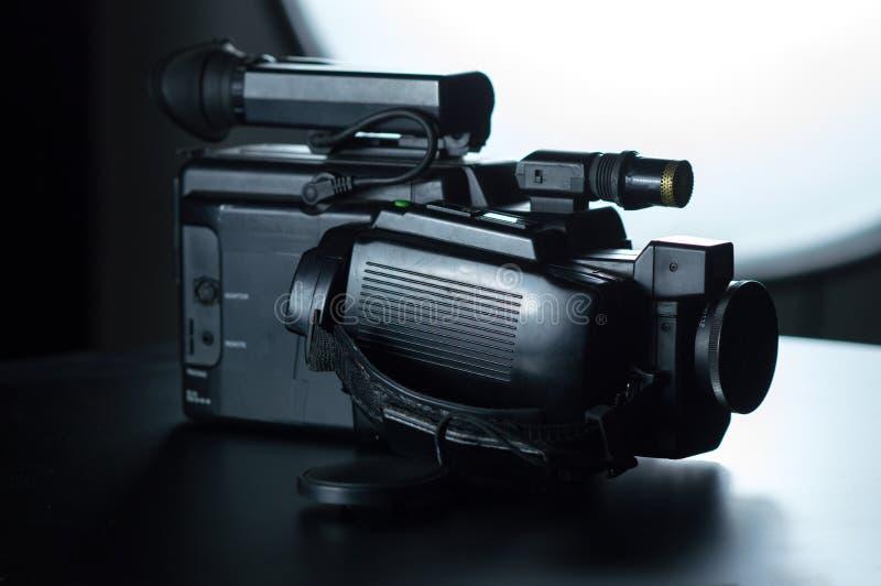Το παλαιό camcorder μου στην ταινία στοκ φωτογραφίες