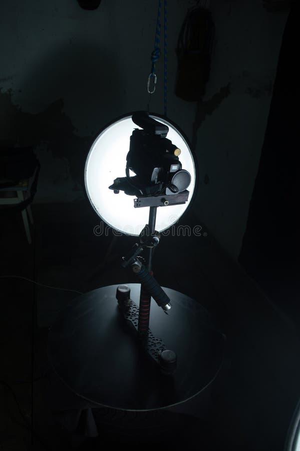 Το παλαιό camcorder μου στην ταινία στοκ εικόνα με δικαίωμα ελεύθερης χρήσης