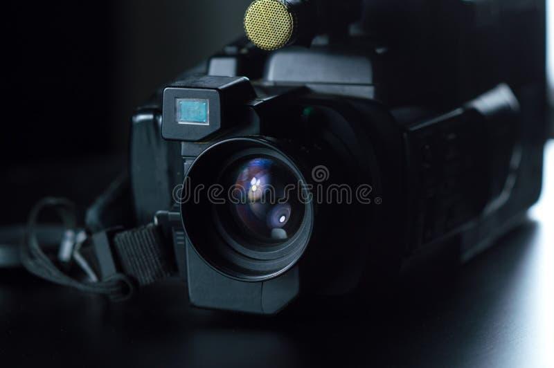 Το παλαιό camcorder μου στην ταινία στοκ φωτογραφίες με δικαίωμα ελεύθερης χρήσης