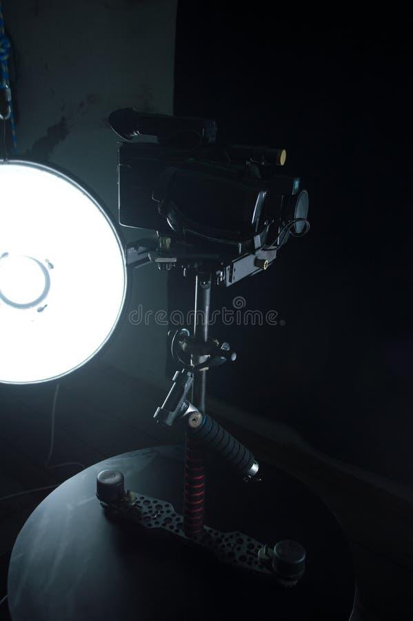 Το παλαιό camcorder μου στην ταινία στοκ φωτογραφία με δικαίωμα ελεύθερης χρήσης