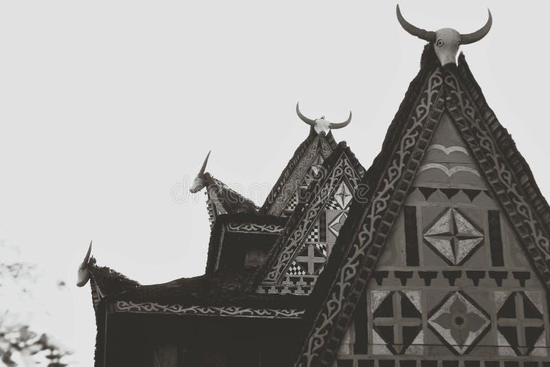 Το παραδοσιακό σπίτι στοκ φωτογραφίες
