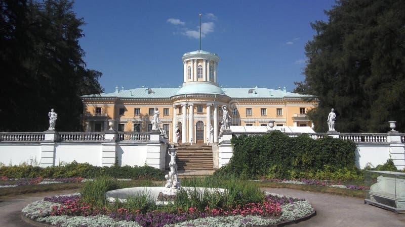 Το παλάτι του Yusupovs στοκ φωτογραφία