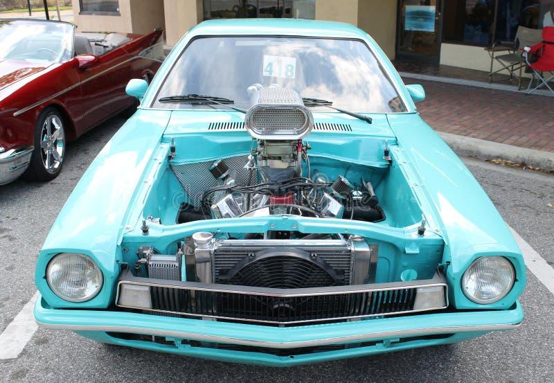 Παλαιό αυτοκίνητο της Ford Pinto στοκ φωτογραφίες με δικαίωμα ελεύθερης χρήσης