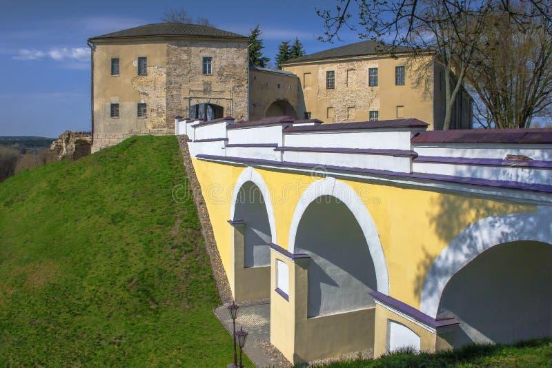 Το παλαιό Castle σε Γκρόντνο στοκ φωτογραφία με δικαίωμα ελεύθερης χρήσης