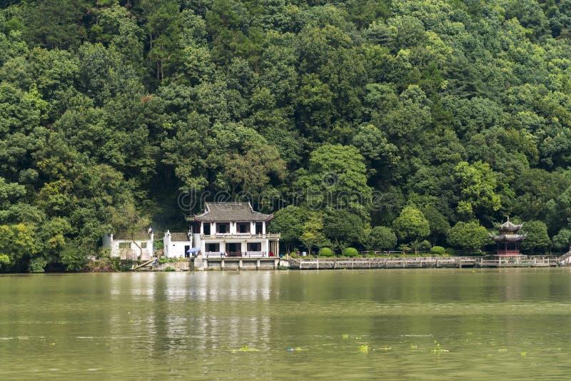 Download Το περίπτερο φιλοξενουμένων Στοκ Εικόνα - εικόνα από ποταμός, ασία: 62713215
